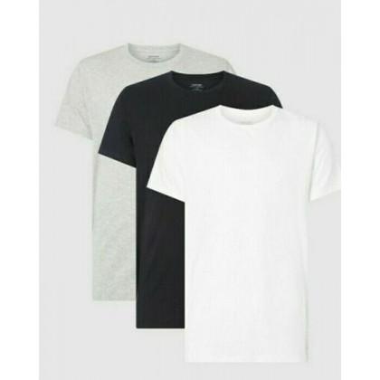 Confezione 3 T-shirt uomo manica corta Calvin Klein