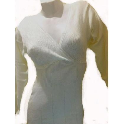 Ragno Maglia intima donna in lana manica lunga