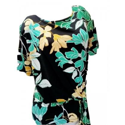 Gio d'amare T-shirt donna curvy manica corta