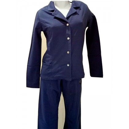 Lovable Pigiama, Homewear tris in cotone caldo in saldo