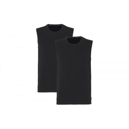 2 Canotte Calvin Klein cotone elastico
